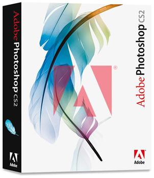 Adobe Photoshop CS2パッケージ